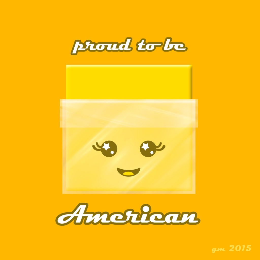 Proud to be American (cheese)